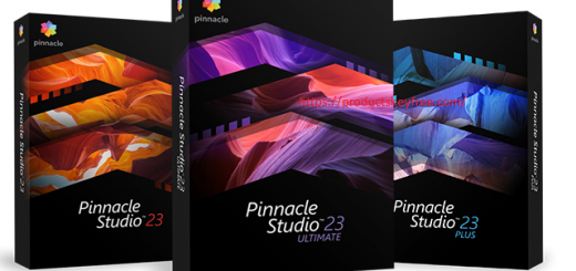 Pinnacle Studio 23 Ultimate Crack With Serial Key 2020