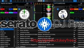 Serato DJ Pro 2.3.3 Crack With License Key 2020