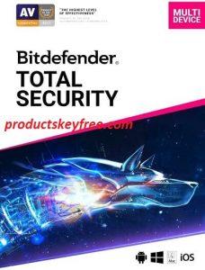 Bitdefender Total Security Pro Crack 25.0.22.52 & Keygen Latest 2021