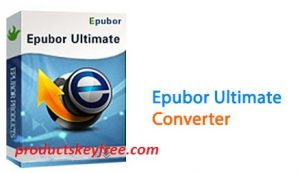 Epubor Ultimate eBook Converter Crack 3.0.13.812