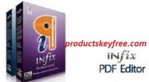 Infix PDF Editor Pro Crack 7.6.2
