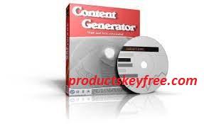 GSA Content Generator Crack 4.23