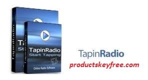 TapinRadio Crack 2.14.7 with Keygen Full Free Download