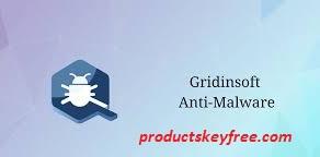 GridinSoft Anti-Malware Crack 4.2.4 with Keygen Full Free Download