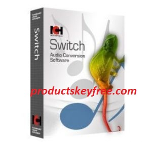 Switch Sound File Converter Crack 9.39