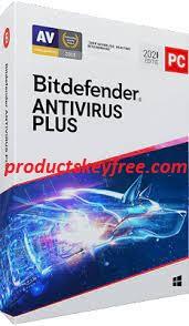 Bitdefender Antivirus Plus Crack 2021 26.0.1.15