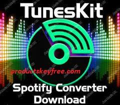 TunesKit Spotify Music Converter Crack 2.6.0.740